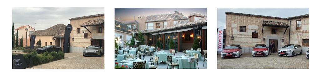 Alquiler de finca para eventos en Madrid con la gastronomía de El Antiguo Convento. Descubre nuestro Hotel en Boadilla del Monte, a 15 minutos de Madrid.