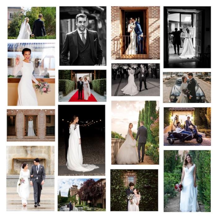 Finca para bodas en Madrid con el Antiguo Convento de Boadilla del Monte y la mejor gastronomía para celebrar vuestra boda