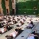 Organización de eventos wellness en los espacios para eventos en Madrid de Grupo El Antiguo Convento