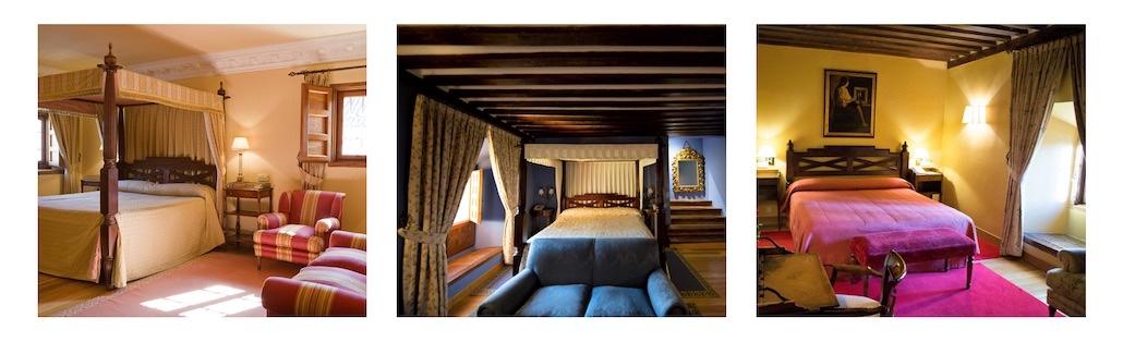 Hotel en Boadilla del Monte y finca y espacio para eventos en Madrid.