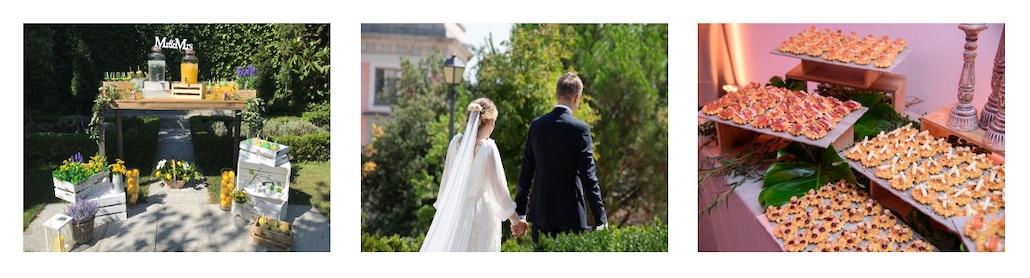 Espacio para bodas en Madrid en el Antiguo Convento, exclusiva finca para bodas