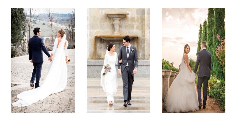 Finca para bodas en Madrid en los exclusivos espacios para bodas de El Antiguo Convento
