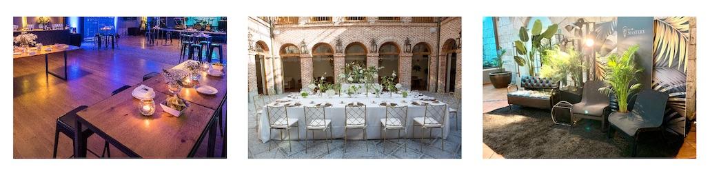 Finca para eventos en Madrid. El Antiguo Convento de Boadilla del Monte, Espacio para eventos de empresa y corporativos en Madrid.