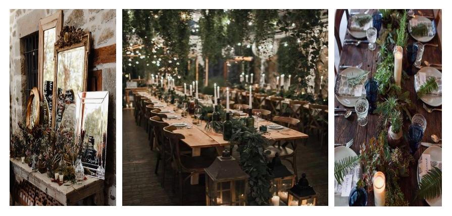 Finca para bodas en Madrid en Invierno en los exclusivos espacios de El Antiguo Convento de Boadilla del Monte.