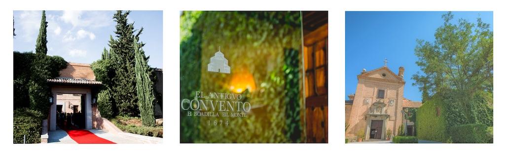 Hotel en Boadilla del Monte, el perfecto complemento en nuestra finca para bodas y eventos en Madrid de El Antiguo Convento de Boadilla del Monte.